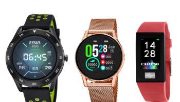Lotus and Calypso smartwatches
