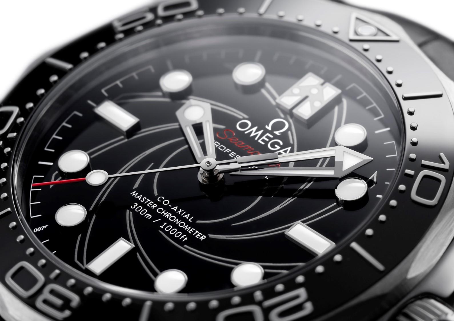 Omega Seamaster Diver 300M James Bond (1)