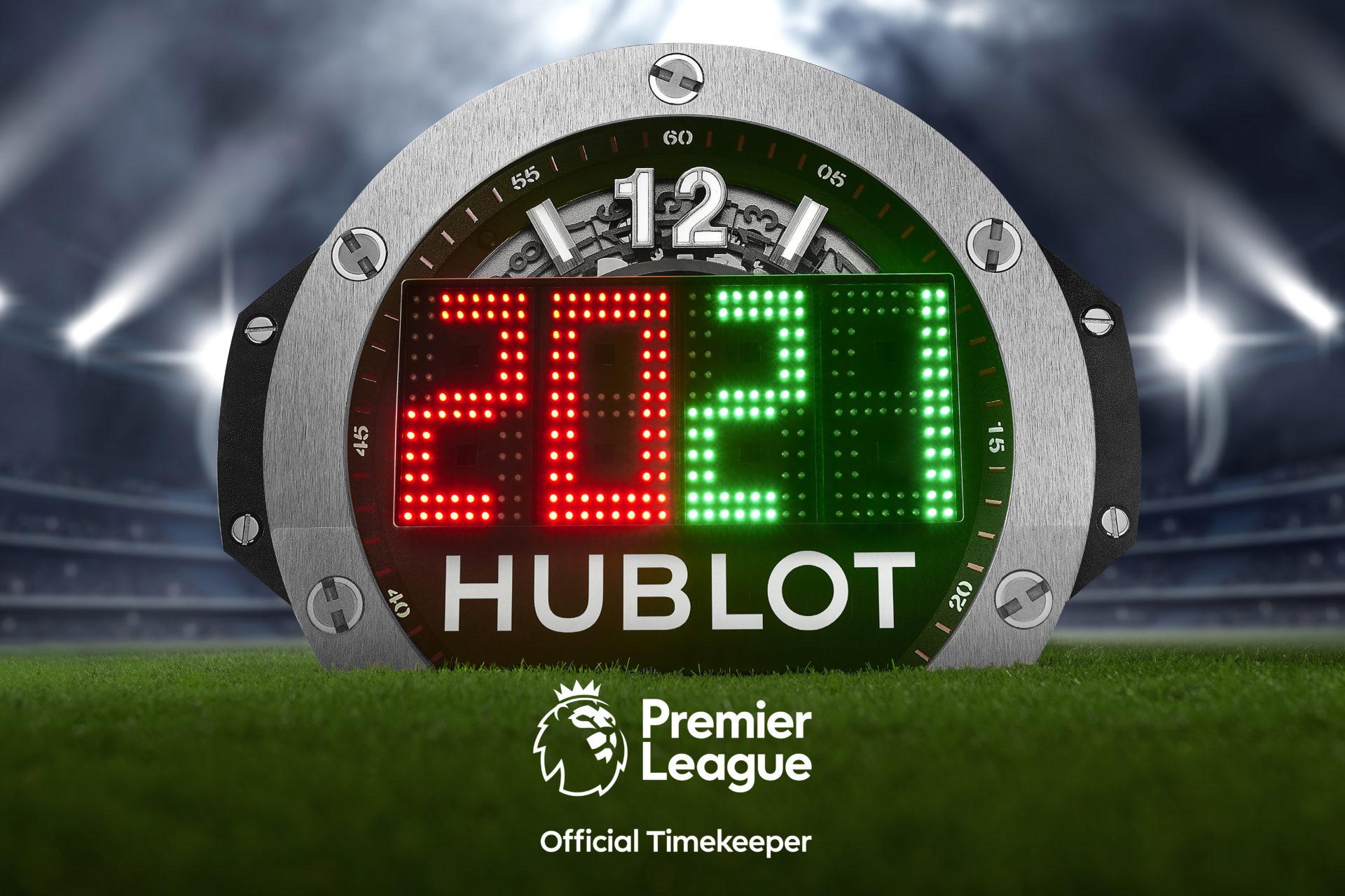 2020-2021 season Premier League 4th Referee Board by Hublot (2)