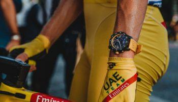 Breitling Ambassador Tadej Pogacar_Tour de France_2