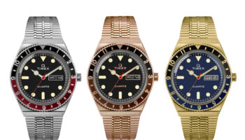Q Timex Color Series