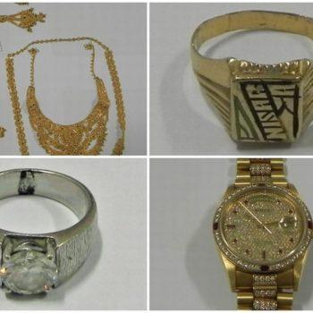 Rolex and jewellery