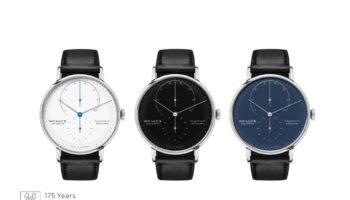 0 NOMOS Lambda 175years watchmaking