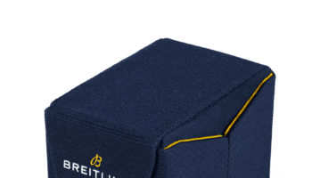 Breitling's New Watch Box