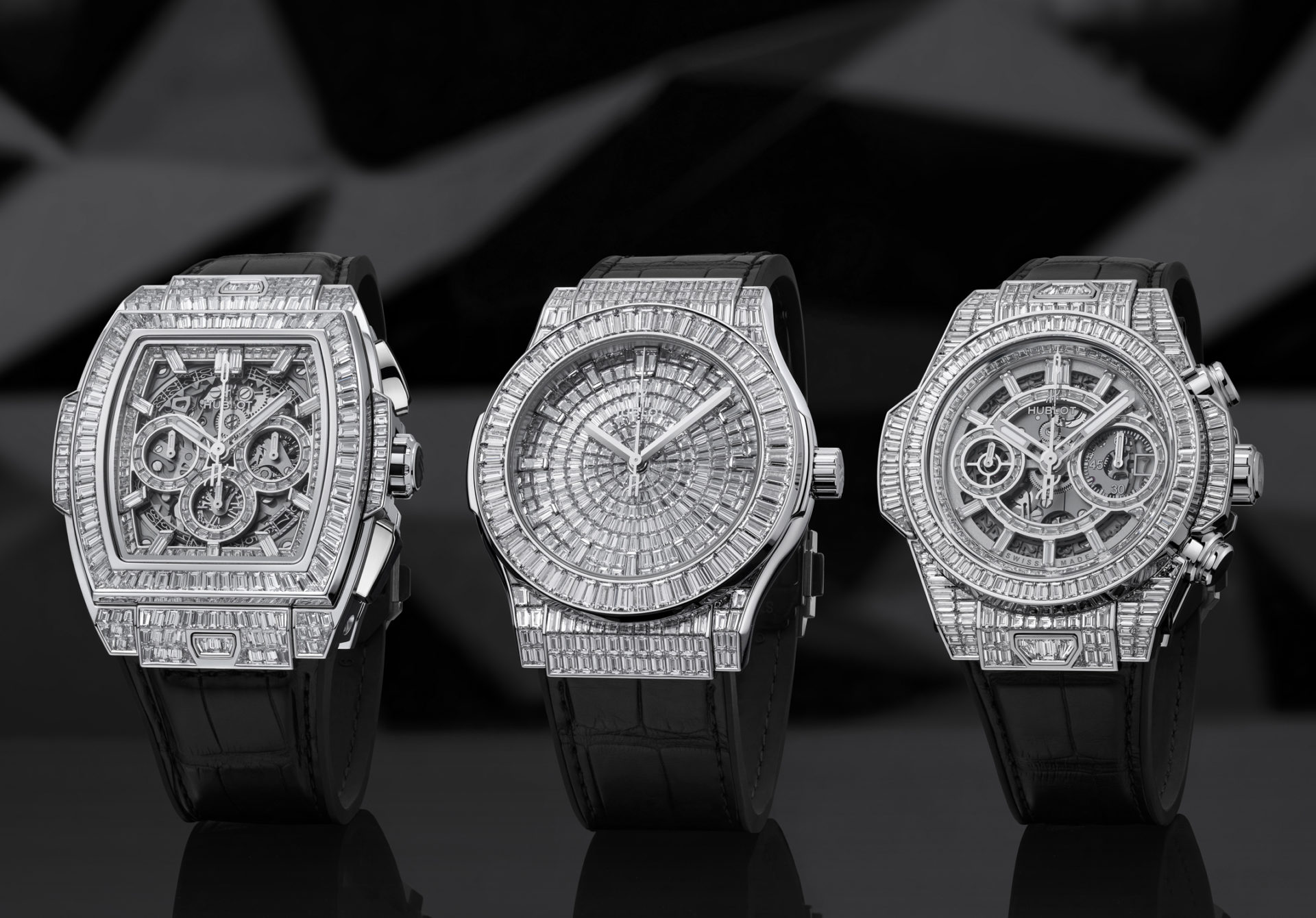 Hublot High Jewelry collection