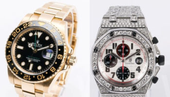 rolex and audemarws