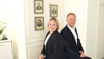 Beaverbrooks – MD Anna Blackburn and Chairman Mark Adlestone OBE DL