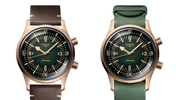 Longines Legend Diver Bronze (3)