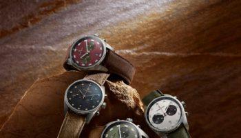 Favre-Leuba chronographs
