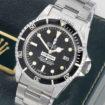 Rolex. A fine and rare stainless steel automatic calendar bracelet watch Comex Sea Dweller, Ref_ 1665, Circa 1979