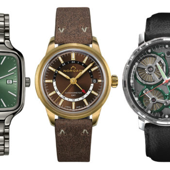 watches of the year statement style