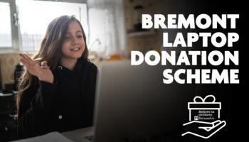 Bremont Laptop Donation